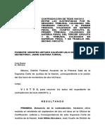 RESOL-CT-446-2012, Incoorporar Pruebas a Proceso, Exclusión Probatoria