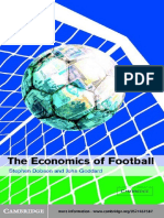 Economics of Football, The - Stephen Dobson & John Goddard