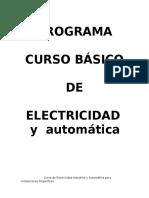 cursobsicode electricidad para operadores de instalaciones frigorficas