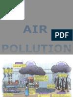 Chemistry - Air Pollution
