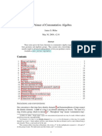 A Primer of Commutative Algebra