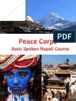 Basic Course in Spoken Nepali