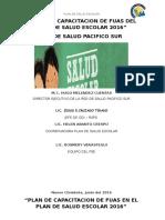 Plan de Capacitacion de Fuas_pse.2016