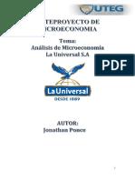 Microeconomia La Universal