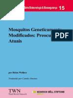 Livro Mosquitos Geneticamente Modificados Web Bollbrasil