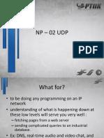 UDP Programming