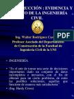 1 a Clase 1A. Presentacion Construccion UNI Marzo 2009