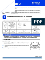 Brother Printer (Manual)