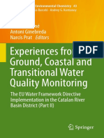 (The Handbook of Environmental Chemistry 43) Antoni Munné, Antoni Ginebreda, Narcís Prat (eds.)-Experiences from Ground, Coastal and Transitional Water Quality Monitoring_ The EU Water Framework Direc.pdf
