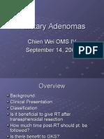 Pituitary Adenomas
