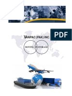 Vanpac Profile