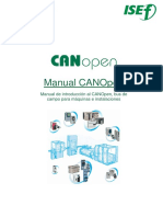 Manual CANOpen v1
