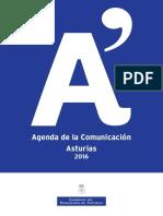 Agenda Comunicacion 2016 asturias