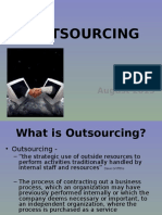 7 Outsourcing