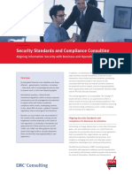 -Security Standards and Compliance Consulting-sov