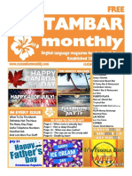 Costambar Monthly July 2016