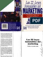 Al Ries y Jack Trout - Las 22 Leyes Inmutables del Marketing.pdf