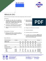 RENOLIN_CKC Ficha técnica