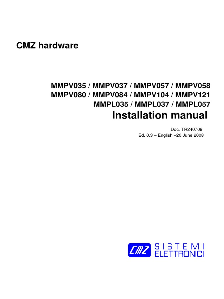 MMPVXXX_Installation_Manual[en_hw].pdf | Bios | Touchscreen
