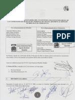 Acta Comisión Negociadora VI Convenio Colectivo UBE 29/06/2016