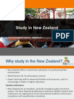 Why You Should Study Abroad in New Zealand