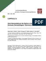 Capitulo 4 Anti-Hemostaticos da Saliva e Intestino de Animais Hematofagos - Estrutura e Funcao.pdf