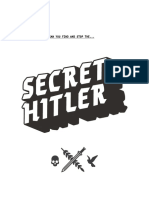 Secret Hitler Rules (Public Fle)