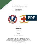 Case Report Vertigo