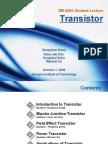 Transistors F09