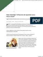 Peter Sloterdijk_ _El Fascismo de Izquierda Nunca Hizo Su Duelo_ - 18.01.2006 - LA NACION