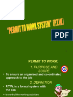 PTW System