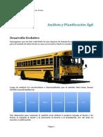 Analisis y Planificacion Agil-Scrum