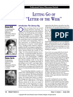 letting go of letter of the week-1-21 2