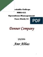 Donner Case Study - MBA 621.pdf