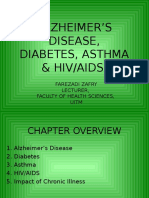 13 Alzheimer's Disease, Diabetes, Asthma & HIV-AIDS.ppt