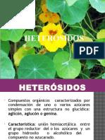 Heterosidos Cianogeneticos y Sulfocianogeneticos