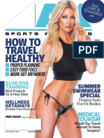 2016 JUNE ISSUE MAX SPORTS & FITNESS MAGAZINE