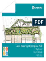 Jean Sweeney Park Presentation (July 2016)
