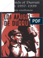 Guillamon the Friends of Durruti Group