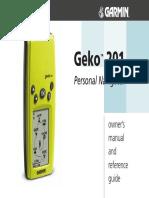 Geko201 manual de uso