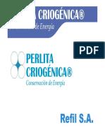 Perlita Criogenica