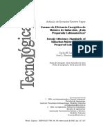 Normas de Eficiencia Energética de motores de induccion.pdf