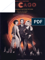 Chicago-Musical Score (PDF)
