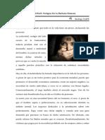TRÁFICO DE PERSONAS- Vestigios De La Barbarie Humana [Introducción a la Economía del Derecho]