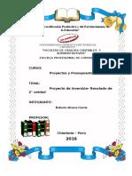 Proyecto de Inversion-ROBERTO ALVAREZ