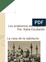 Arabismos Del Español