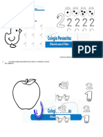 Taller de Matematicas Pre Jardin