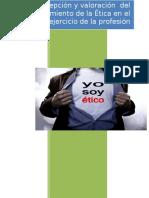 PERCEPCION Y VALORACION DE LA ETICA  PROFESIONAL.docx