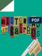 História de Bairros Regional Nordeste