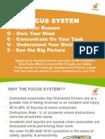 Focus System PPT